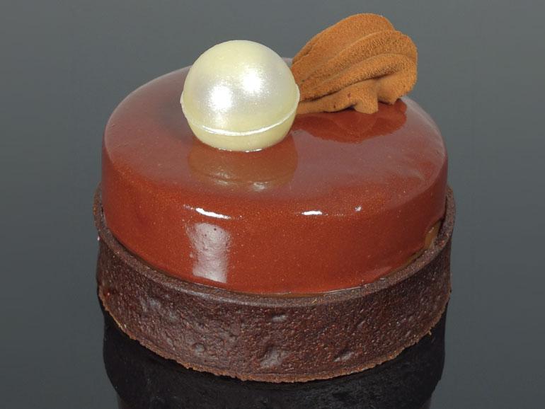 TARTE AU CHOCOLAT - Café Pouchkine intro