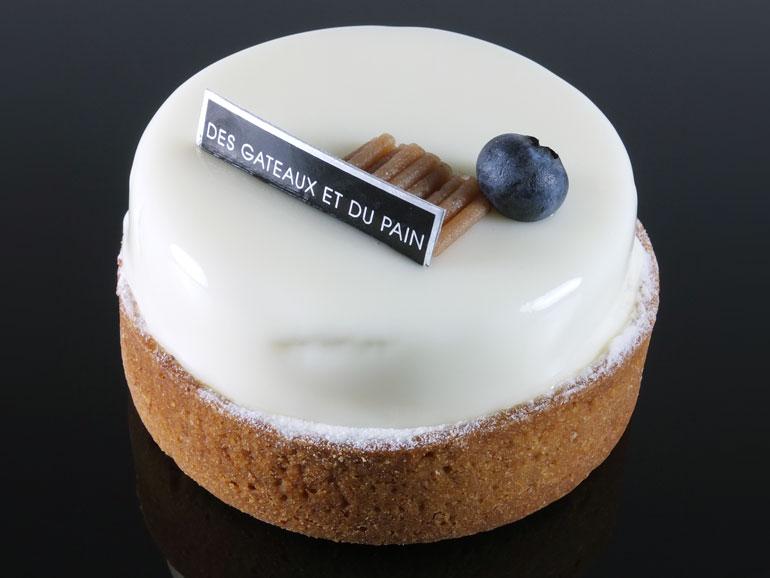MONT-BLANC CASSIS - Des Gâteaux et du Pain intro