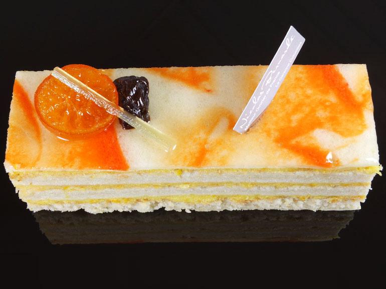 CAKE À L'ORANGE - Nicolas Bernardé visuel