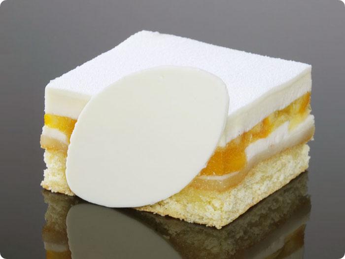 TEST : Calisson par Des Gâteaux et du Pain