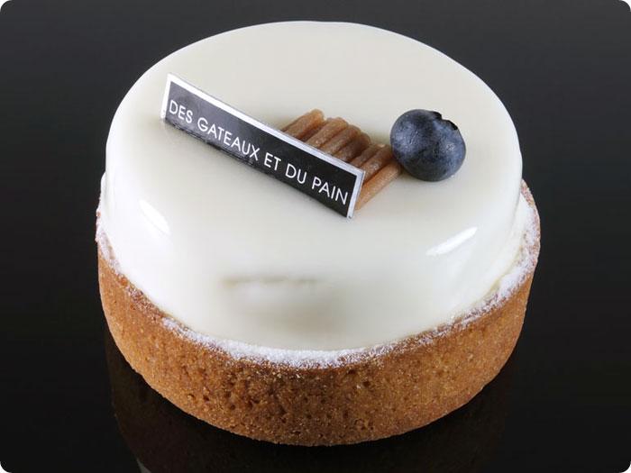 TEST : Mont-Blanc Cassis par des Gâteaux et du Pain