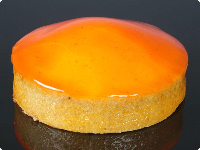TEST : Tarte à l'Orange Douce par la Pâtisserie des Rêves