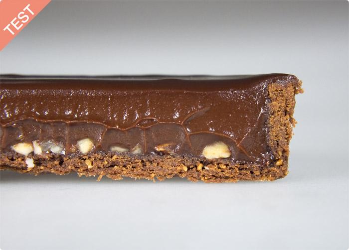 TEST : Tarte Fondante au Chocolat par Christian Constant