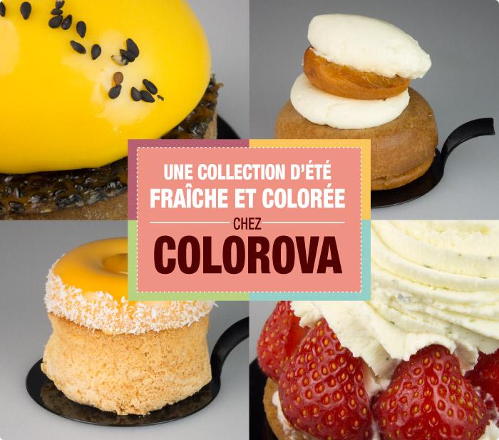 TEST : Colorova, une collection d'été fraîche et colorée !