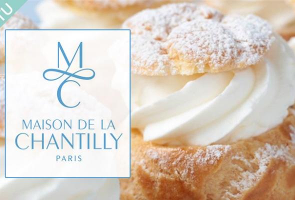 ACTU : La Maison de la Chantilly ouvre à Paris !