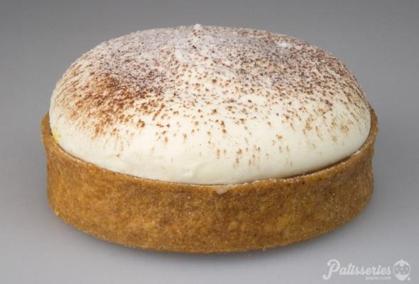 TEST : Boulangerie BO - Tarte Cappuccino