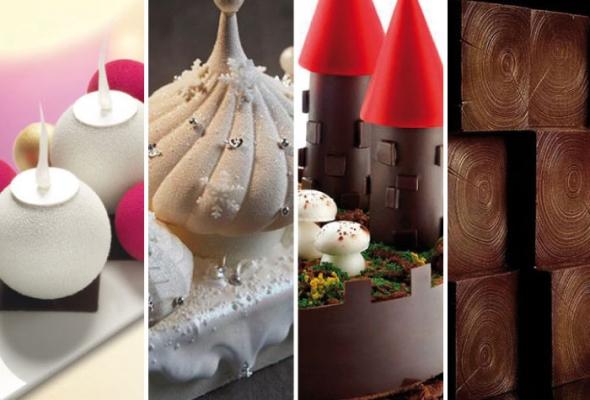 ACTU : quelques Bûches de Noël originales en 2014