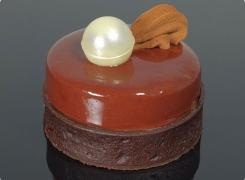 TEST : Tarte au Chocolat par le Café Pouchkine