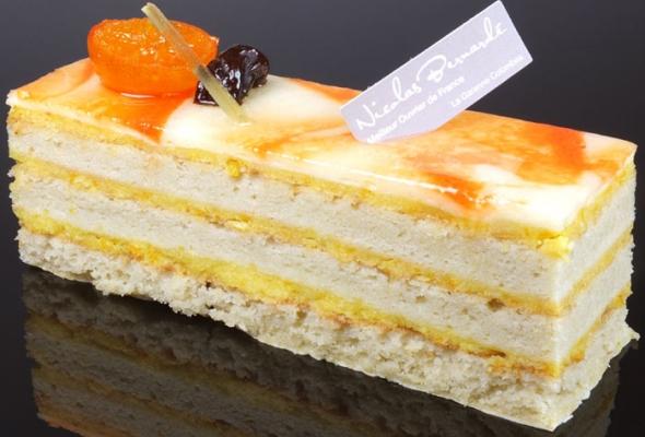 TEST : Cake à l'Orange par Nicolas Bernardé