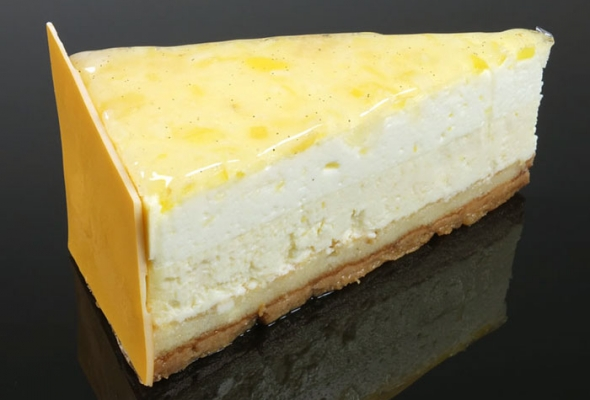 TEST : Cheesecake Infiniment Citron par Pierre Hermé