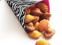 ACTU : Un kiosque à madeleines chez Fauchon