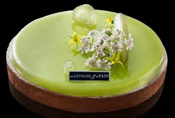 ACTU : une Tarte à la Tomate chez des Gâteaux et du Pain