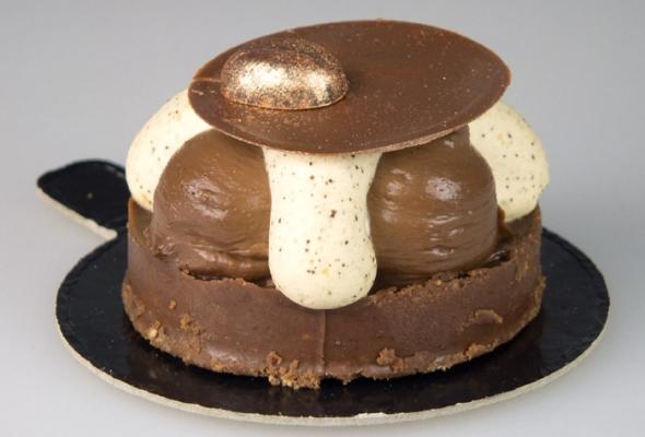 TEST : Chococafé par la Pâtisserie Eugène (pour diabétiques)