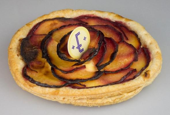 TEST : Tarte Fine aux Prunes par la Pâtisserie Eugène (pour diabétiques)