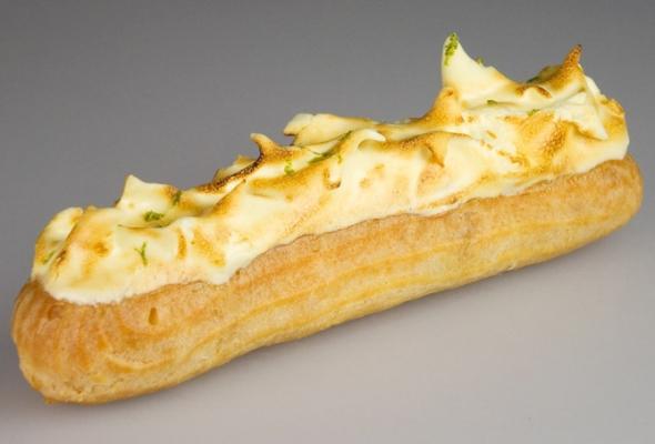 TEST : Éclair Tarte au Citron par Fauchon