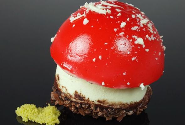 TEST : l'Oronge par des Gâteaux et du Pain