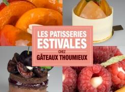 TEST : Les pâtisseries Estivales de Gâteaux Thoumieux