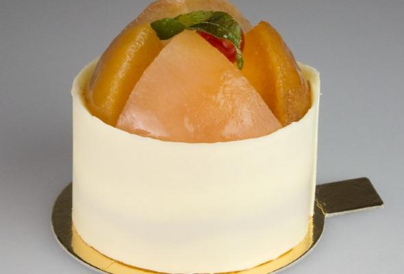 TEST : Le Pêcher par Gâteaux Thoumieux