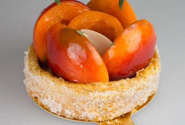 TEST : La Tarte aux Abricots par Gâteaux Thoumieux