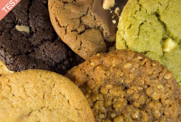 TEST : les Cookies de Jean Hwang Carrant