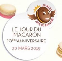 ACTU : Le jour du macaron 2015