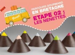 Parcours Gourmand en Bretagne : Les Nénettes, les femmes chocolat