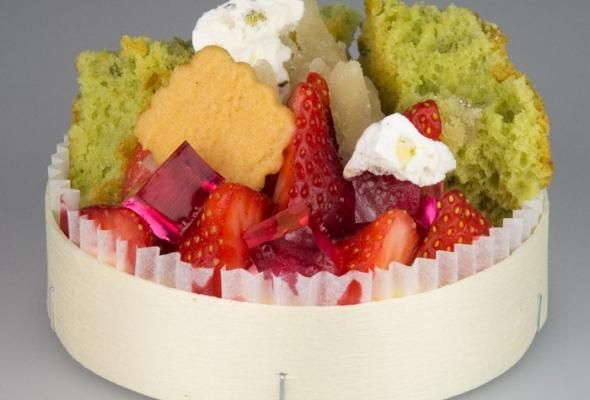 TEST : Fraisier Contemporain par la Boulangerie Pâtisserie Liberté
