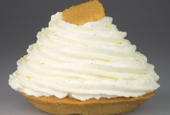 TEST : Tarte à la Crème par la Boulangerie Pâtisserie Liberté