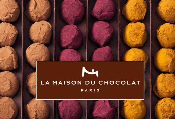 La Maison du Chocolat ne nous prend pas pour des Truffes !