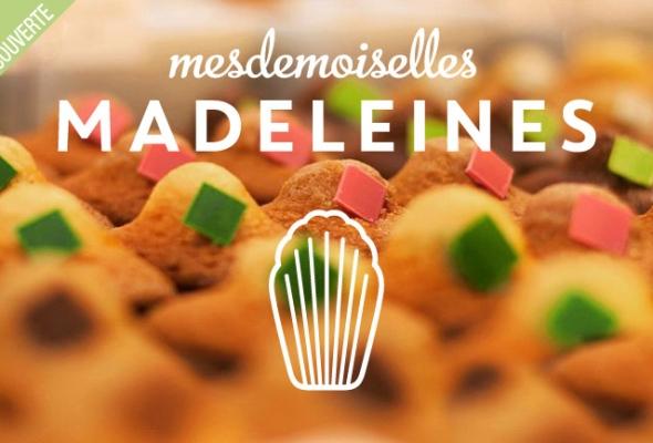 DÉCOUVERTE : Mesdemoiselles Madeleines, la nouvelle boutique à thème