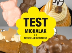 Enfin la boutique de Christophe Michalak !