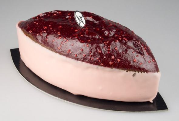 TEST : Cake Fruits Rouges Rooibos par la pâtisserie Christophe Michalak