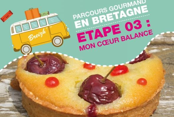 Parcours Gourmand en Bretagne : Mon Cœur Balance