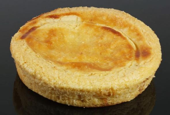 TEST : Gâteau Basque par Pariès