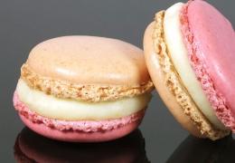 TEST : Macaron Fleur d'Oranger, Rose et Gingembre par Pierre Hermé