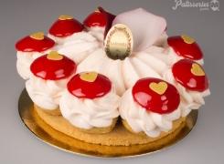 [Saint Valentin] TEST : Saint-Honoré Juliette par Ladurée