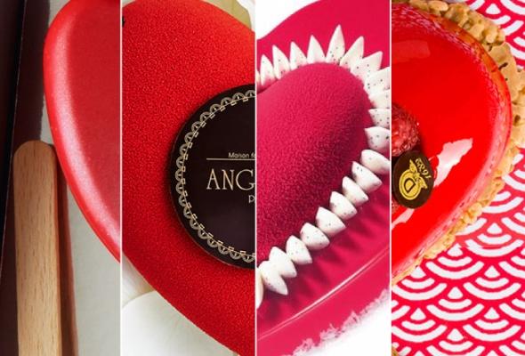 ACTU : 15 Pâtisseries charmantes pour la Saint Valentin 2015