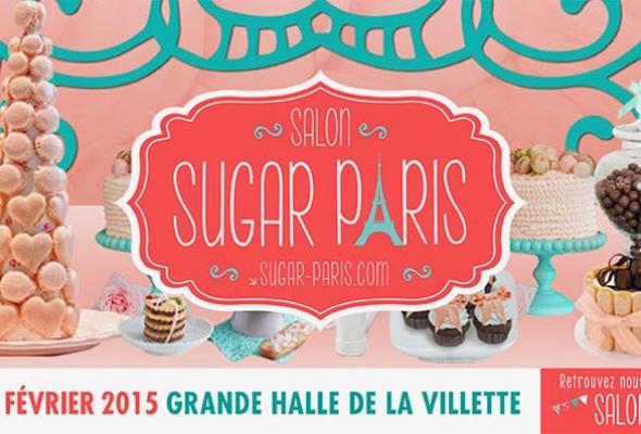 ACTU :  Salon Sugar Paris du 6 au 8 février 2015