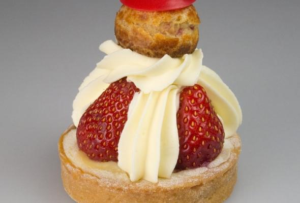 TEST : La Fraise & la Rose par Acide Macaron