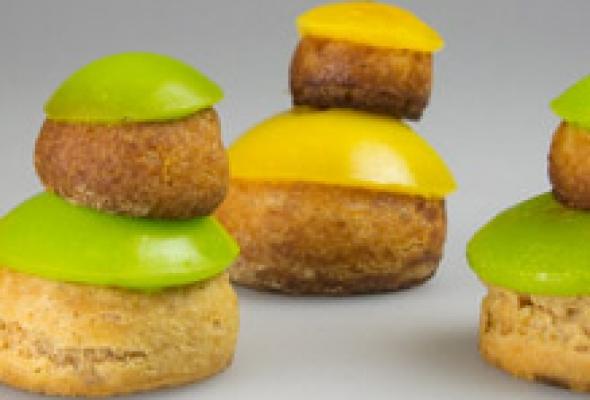 TEST : Mini Religieuses par Acide Macaron